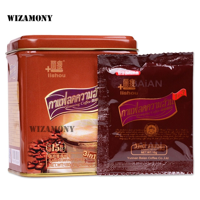 slimming instant coffee